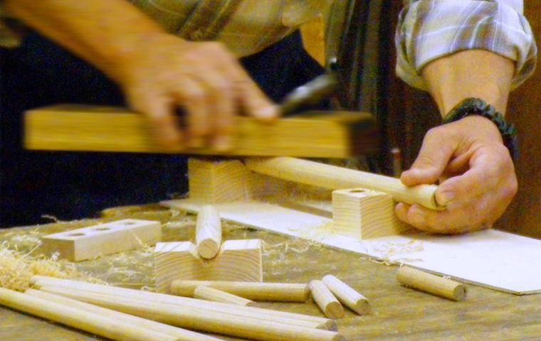木工自由制作教室(8月)