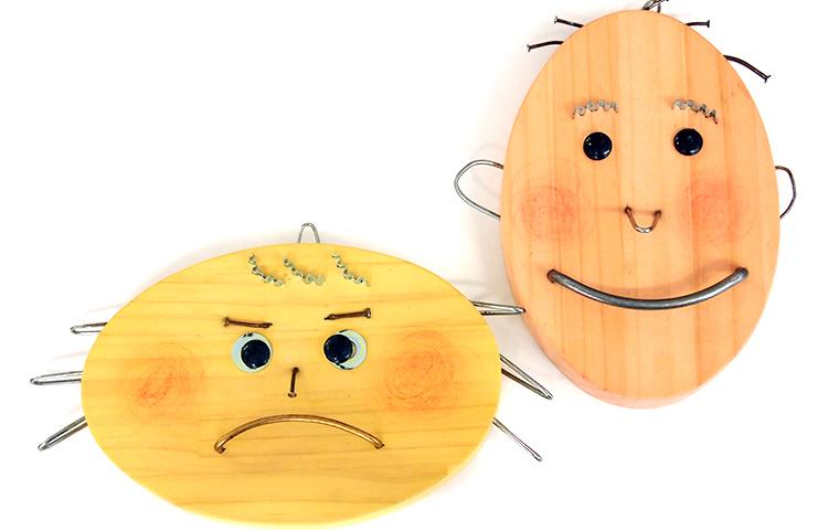 ~親子木工教室~板と金具で家族の顔をつくろう!