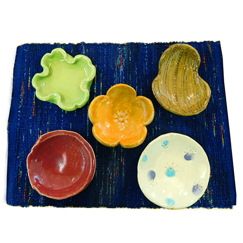 豆皿をつくろう(6月) 【体験・学び】