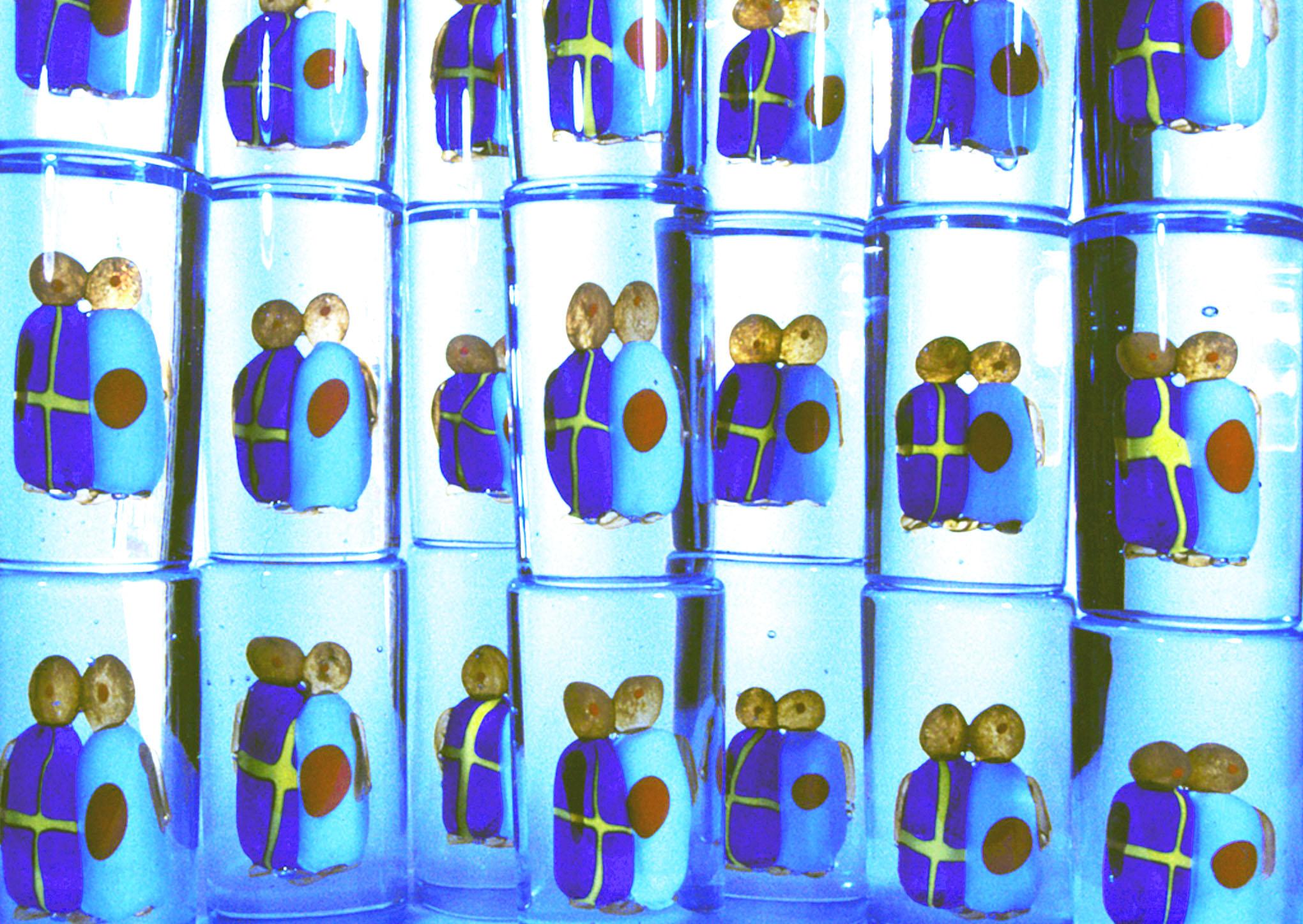 【予告】35år トレッティフェム・オール  —日瑞ガラス・木工作品展—