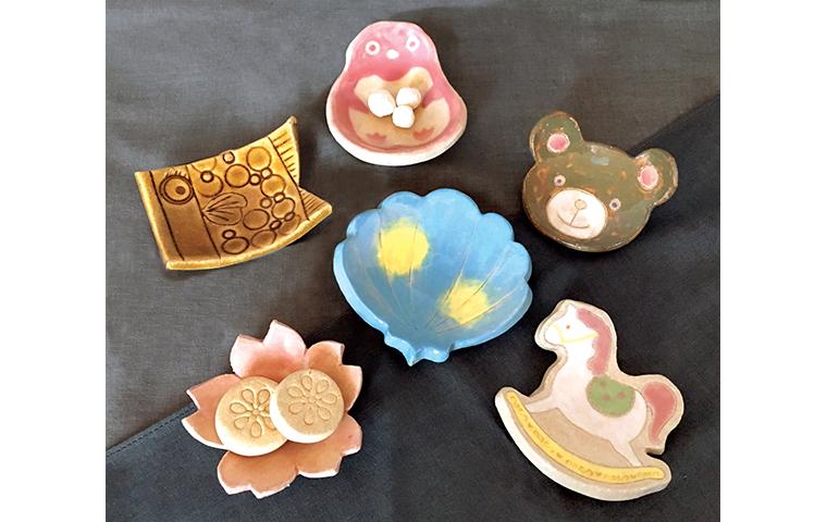 豆皿をつくろう(3月)【体験・学び】