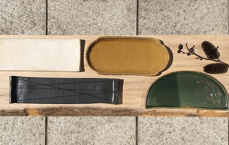 板作りで長皿をつくる