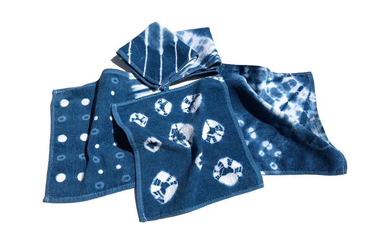 【芸森バースデー】藍染めでハンドタオルを染めよう