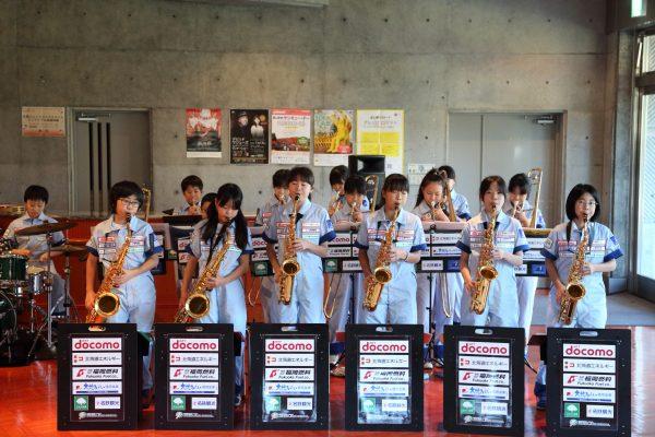 ジャズスクールライブの光景1