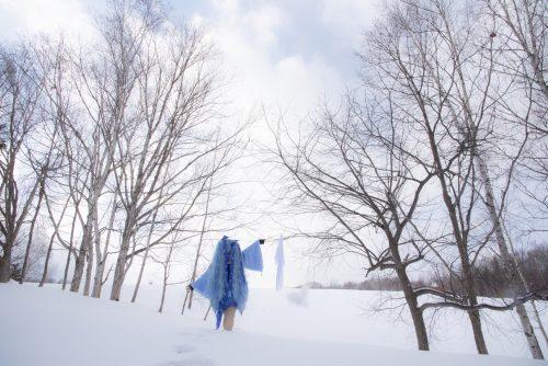 あなたと雪のコスプレコースグランプリ作品画像